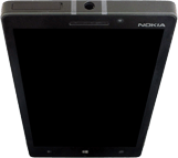 Nokia Lumia 930 - Premiers pas - Découvrir les touches principales - Étape 5