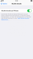 Apple iPhone 8 - iOS 13 - WiFi - WiFi Calling aktivieren - Schritt 8