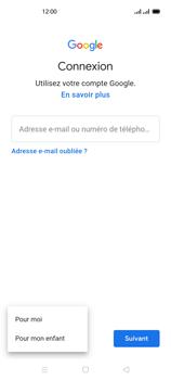 Oppo Reno 4 - Applications - Créer un compte - Étape 6