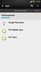 HTC One - Apps - Eine App deinstallieren - Schritt 9