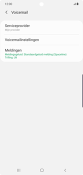 Samsung galaxy-note-10-plus-single-sim-sm-n975f - Voicemail - Handmatig instellen - Stap 8
