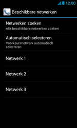 Huawei Ascend Y300 - netwerk en bereik - gebruik in binnen- en buitenland - stap 8
