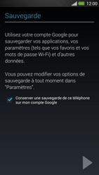 HTC One - Applications - Configuration de votre store d