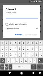 Sony Xperia XA2 - Internet et connexion - Accéder au réseau Wi-Fi - Étape 8