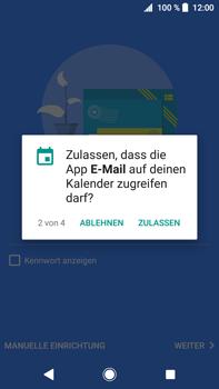 Sony Xperia XA2 Ultra - E-Mail - Konto einrichten (outlook) - Schritt 11