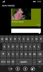 Nokia Lumia 530 - MMS - hoe te versturen - Stap 13