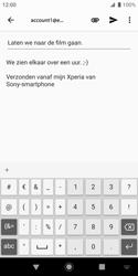 Sony xperia-xz2-compact-h8314-android-pie - E-mail - Bericht met attachment versturen - Stap 10