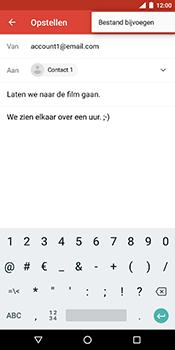 Nokia 7 Plus - E-mail - hoe te versturen - Stap 10