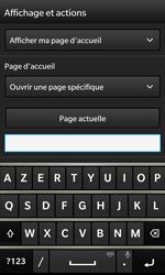 BlackBerry Z10 - Internet et roaming de données - Configuration manuelle - Étape 19