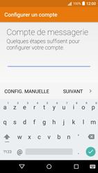 Acer Liquid Z530 - E-mail - Configuration manuelle - Étape 6