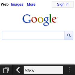 BlackBerry Q10 - Internet - Internet browsing - Step 9