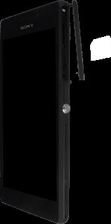 Sony Xperia M2 - SIM-Karte - Einlegen - Schritt 3