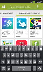 Samsung I8200N Galaxy S III Mini VE - Applicaties - Downloaden - Stap 14