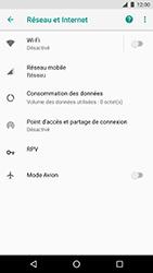 LG Nexus 5X - Android Oreo - Réseau - Activer 4G/LTE - Étape 5