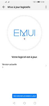 Huawei Y6 (2019) - Aller plus loin - Mettre à jour le logiciel interne de votre mobile - Étape 8