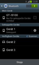 Samsung I9100 Galaxy S2 mit Android 4.1 - Bluetooth - Geräte koppeln - Schritt 11