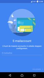 Sony Xperia XZ - E-mail - e-mail instellen: POP3 - Stap 6