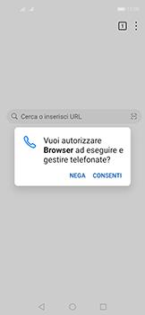 Huawei Nova 5T - Internet e roaming dati - Uso di Internet - Fase 6
