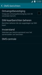 Samsung G900F Galaxy S5 - SMS - Handmatig instellen - Stap 7