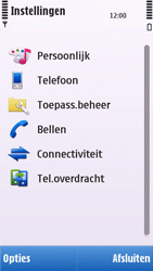 Nokia C5-03 - internet - handmatig instellen - stap 5