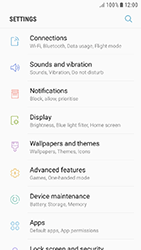 Samsung Galaxy J5 (2017) - Network - Change networkmode - Step 5
