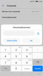 Huawei P9 Lite - Android Nougat - voicemail - handmatig instellen - stap 8