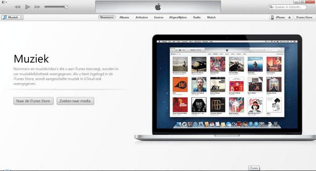 Apple iPhone 5 met iOS 7 - Software - PC-software installeren - Stap 3