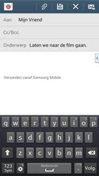 Samsung Galaxy S3 Neo - e-mail - hoe te versturen - stap 9