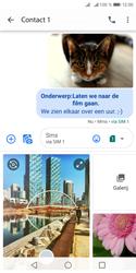 Huawei Y5 (2018) - MMS - afbeeldingen verzenden - Stap 19