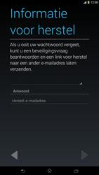 Sony C6833 Xperia Z Ultra LTE - apps - account instellen - stap 14