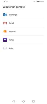 Huawei Y6P - E-mails - Ajouter ou modifier votre compte Gmail - Étape 4