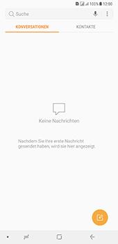 Samsung Galaxy A8 Plus (2018) - SMS - Manuelle Konfiguration - Schritt 4