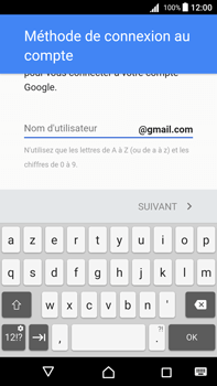 Sony Xperia Z5 Premium (E6853) - Android Nougat - Applications - Créer un compte - Étape 10