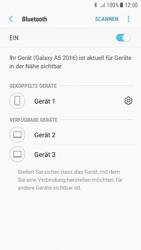 Samsung Galaxy A5 (2016) - Android Nougat - Bluetooth - Verbinden von Geräten - Schritt 9