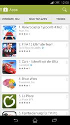 Sony Xperia Z3 - Apps - Installieren von Apps - Schritt 11