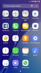 Samsung Galaxy A5 (2016) - Android Nougat - Apps - Eine App deinstallieren - Schritt 3