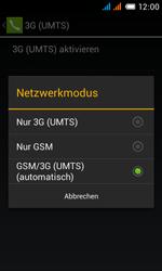 Alcatel OT-4033X Pop C3 - Netzwerk - Netzwerkeinstellungen ändern - Schritt 8