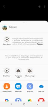Samsung Galaxy S20 Ultra - Photos, vidéos, musique - Prendre une photo - Étape 16