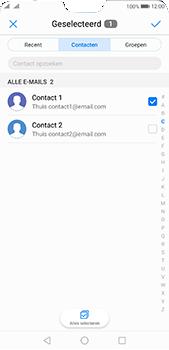 Huawei P20 Pro - E-mail - E-mails verzenden - Stap 6