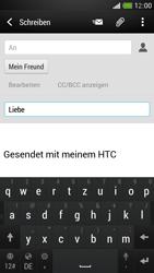 HTC One Mini - E-Mail - E-Mail versenden - Schritt 9