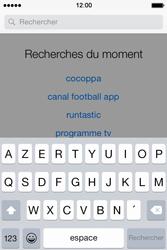 Apple iPhone 4S (iOS 8) - Applications - Télécharger une application - Étape 12