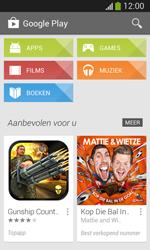Samsung Galaxy S3 Mini Lite - apps - app store gebruiken - stap 4
