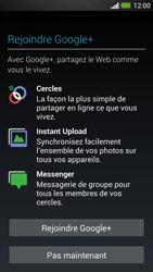 HTC One - Applications - Créer un compte - Étape 17