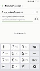 Samsung Galaxy A5 (2017) - Anrufe - Anrufe blockieren - Schritt 7