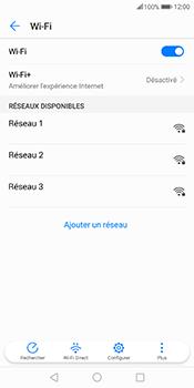 Huawei Mate 10 Pro - WiFi - Configuration du WiFi - Étape 6