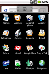 Samsung I7500 Galaxy - Internet - navigation sur Internet - Étape 2