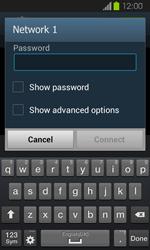 Samsung Galaxy Express - WiFi - WiFi configuration - Step 7