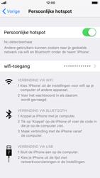 Apple iphone-7-met- ios-12-model-a1778 - WiFi - Mobiele hotspot instellen - Stap 8
