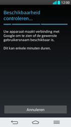 LG G2 (D802) - Applicaties - Account aanmaken - Stap 10