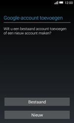 Alcatel POP S3 - apps - account instellen - stap 4
